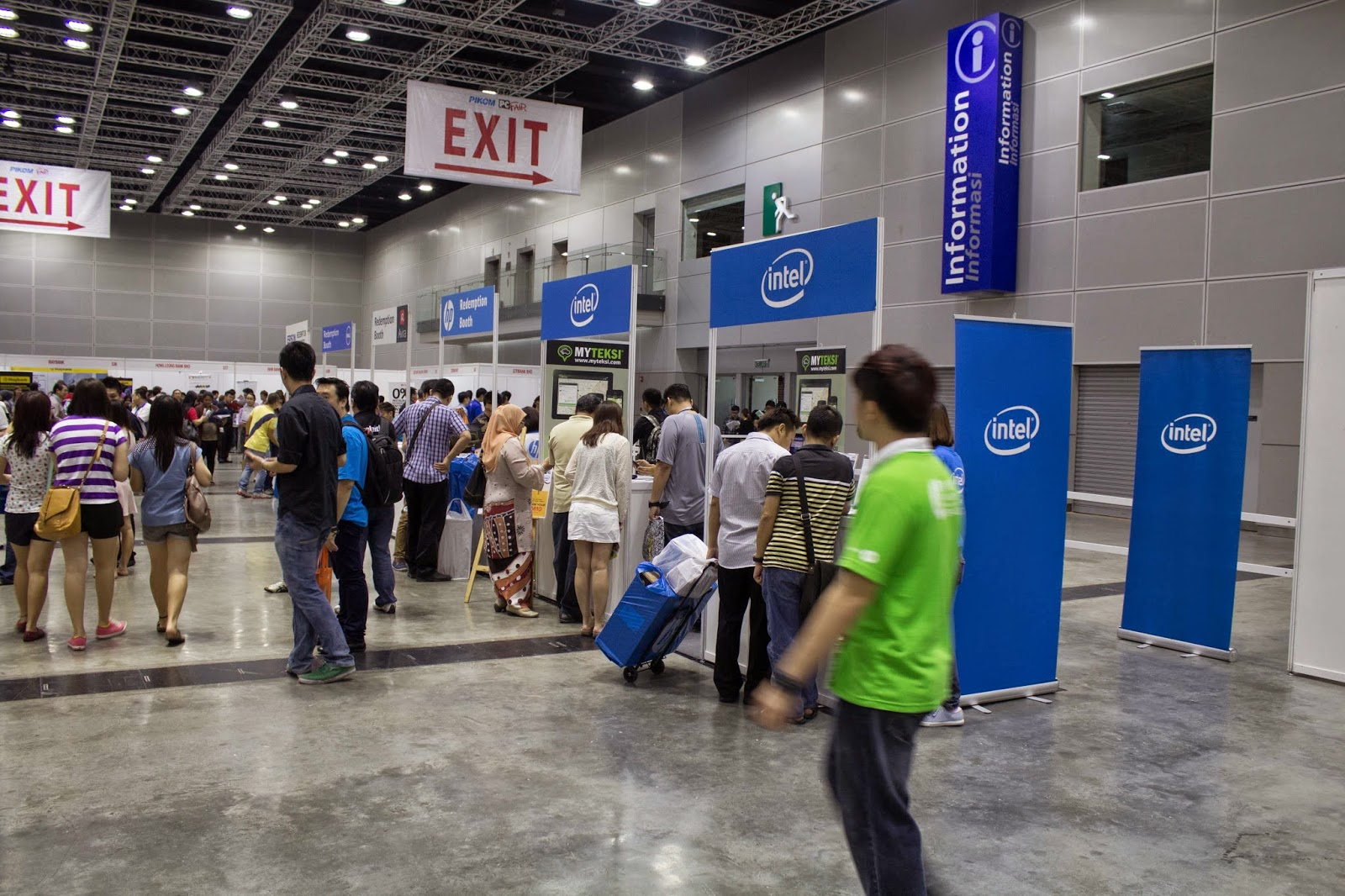 Coverage of PIKOM PC Fair 2014 @ Kuala Lumpur Convention Center 405