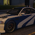 "BMW M3 GTR E46 ""Most Wanted"""