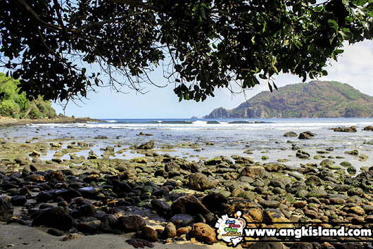 Natural Swimming Pool of Gunungkidul Yogyakarta
