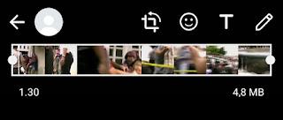 Cara Memperpanjang Durasi Video di Status WhatsApp Tanpa Aplikasi