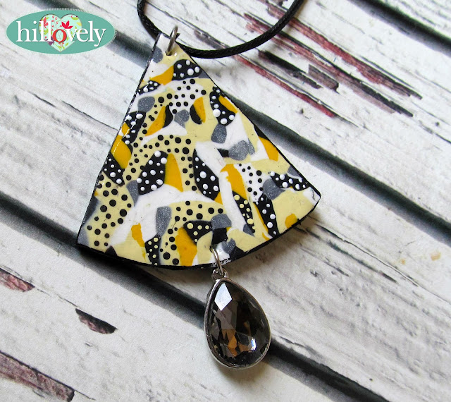 ,polymer clay, fimo, fimo jewelry, hilla bushari, hillovely, free polymer clay tutorial