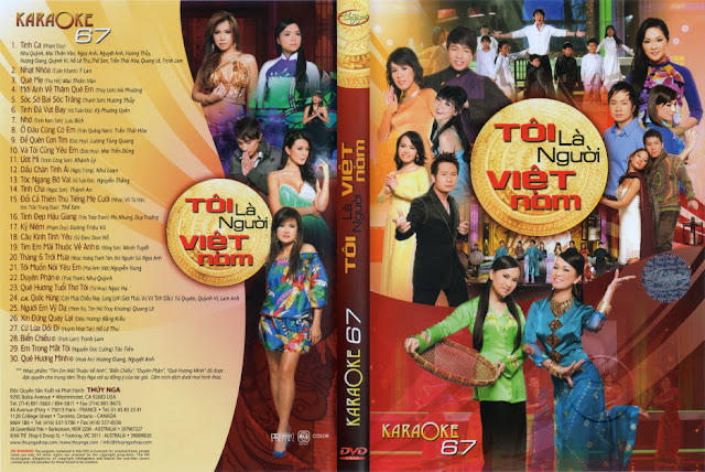 PBN Karaoke 67: Tôi Là Người Việt Nam (DVD9)