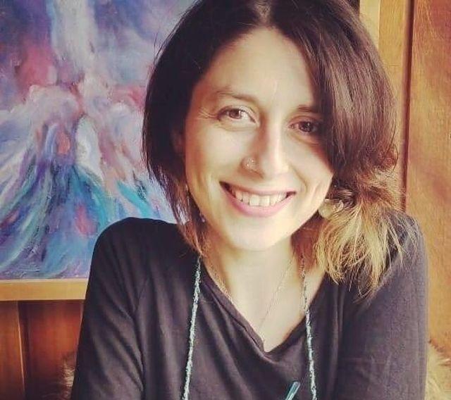 Catherine Gavilán Real, Psicóloga