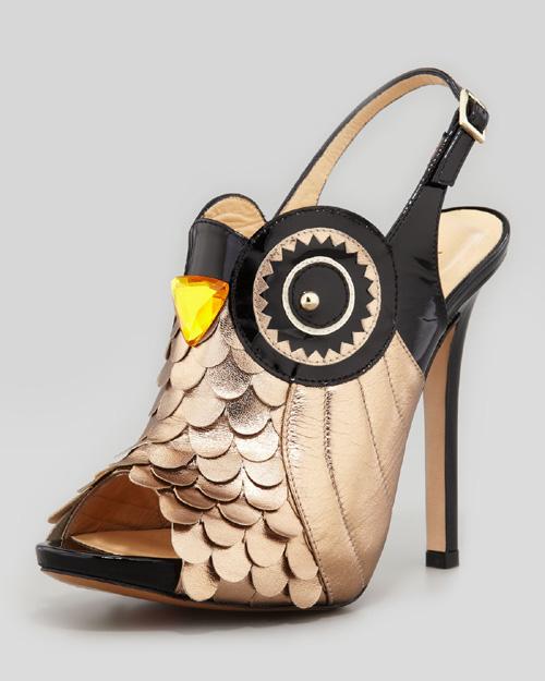 0bd9bd72707b My Owl Barn  Kate Spade New York Night Owl Slingback Pump