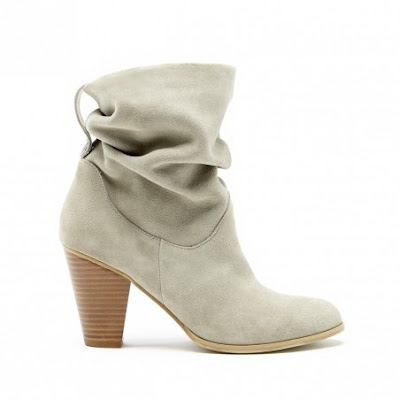 Sole Society Slouchy Heeled Bootie