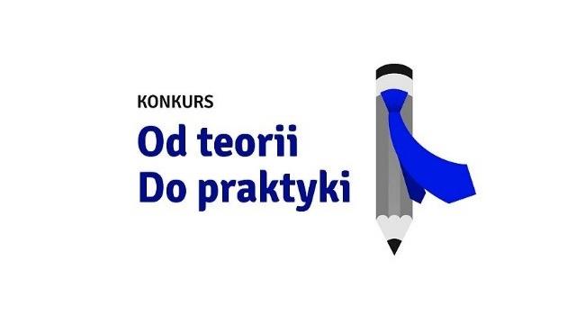 Logo konkursu Od teorii do praktyki