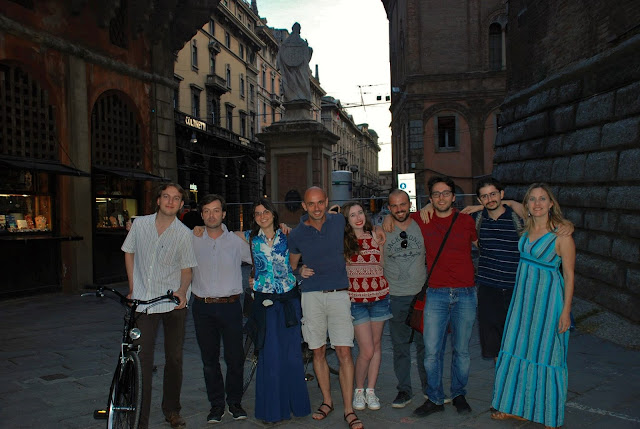 couchsurfing bologna