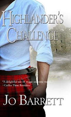 Book Review: Highlander's Challenge, by Jo Barrett