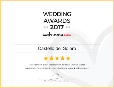 Wedding Awards 2017 di Matrimonio.com