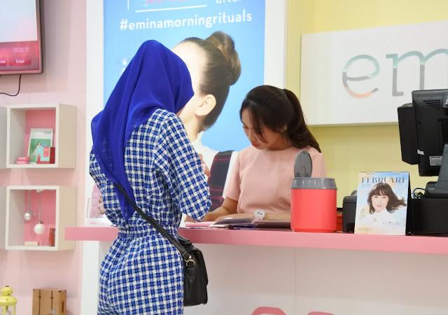 Emina Store Bandung Ciwalk
