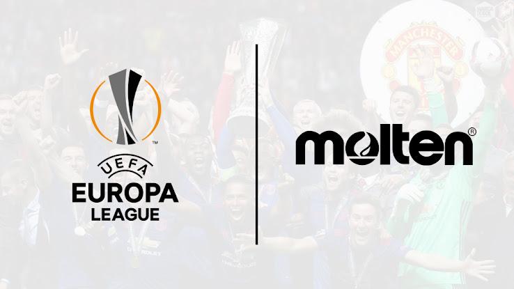 Molten Becomes UEFA Europa League Match Ball Supplier - leaked soccer