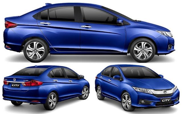 Kereta Compact Sedan Popular di Malaysia - Honda City
