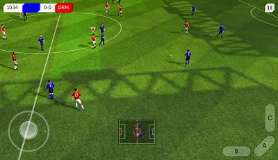 DREAM LEAGUE SOCCER GAME ANDROIDTV GAMEPAD ANDROID WAMO PRO