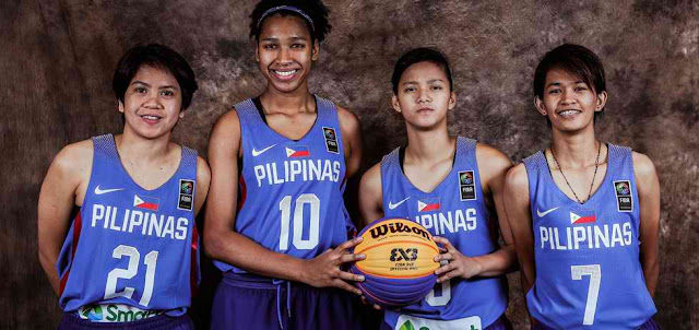 Livestream List: Perlas Pilipinas vs Hungary FIBA 3X3 World Cup