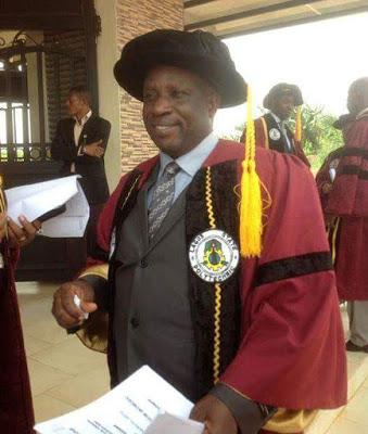 Olayinka Sogunro. Photo: Ikorodu News Blog