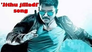 Vijay's 'Jithu jilladi' song from 'Theri' to be released soon