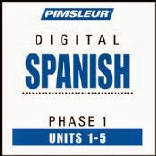 Pimsleur Spanish Phases 1-3