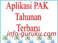 Download  File Berkas Aplikasi Usulan PAK Tahunan