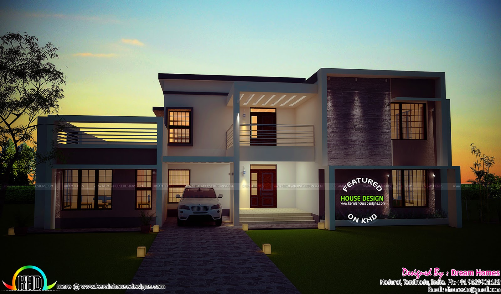 340 sq m 3 bedroom home plan
