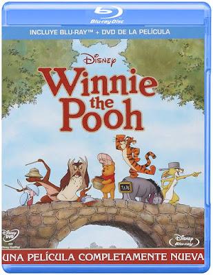 Winnie The Pooh 2011 BD25 + DVD Latino