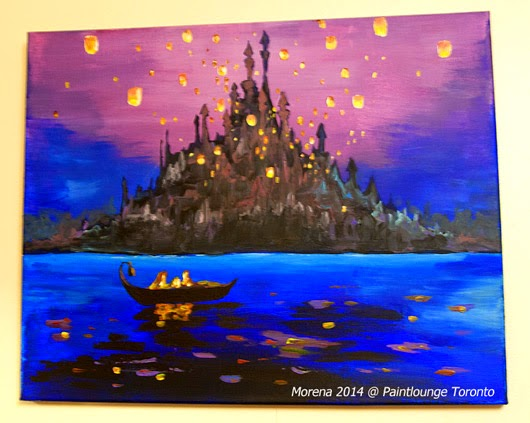 I Pocci Della Morry Morry S Doodles Painting Tangled