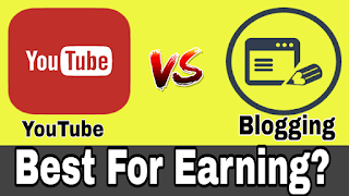 Blogging Vs YouTube Me Behtar Kaun Sa Hai
