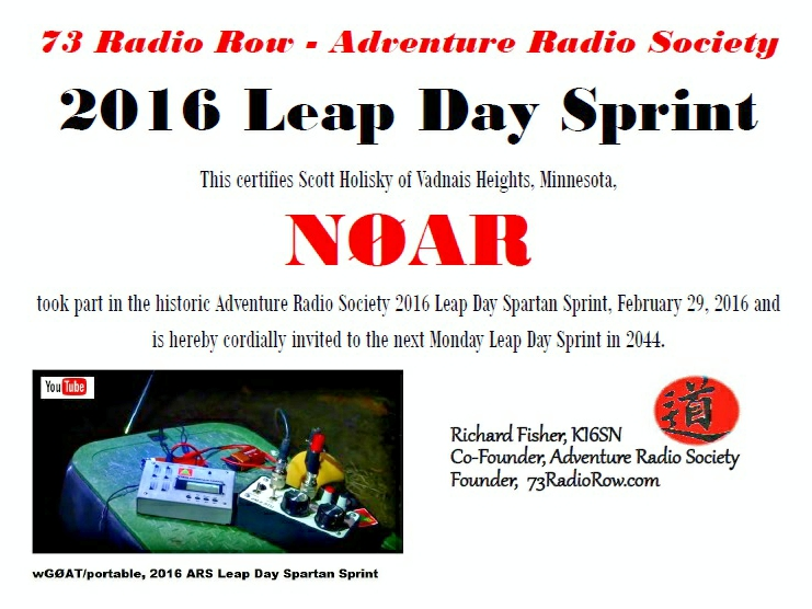 leap awarded participants historic society adventure radio