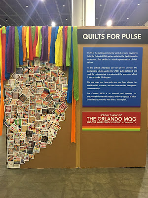 quiltcon 2017 savannah georgia charity quilts for pulse cause