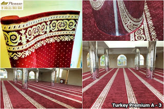 Karpet Masjid Minimalis, Sajadah Import Turki, Sajadah Masjid