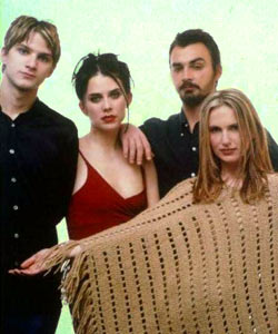 f salt veruca salt band