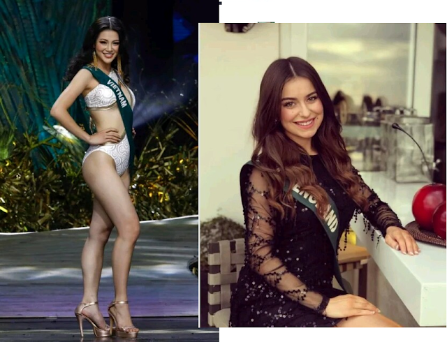 Miss Earth Contestants Reportedly Offered Victory In Return For Sex