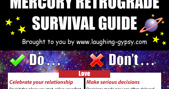 Laughing Gypsy: Mercury Retrograde in Pisces