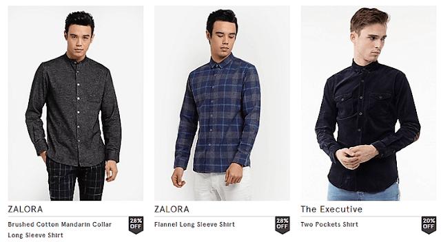 Shirts for Men, ZALORA,