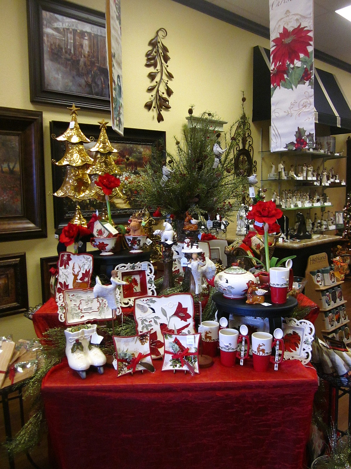 Creationz Events Bella Home Decor and Gifts 5th Annual Open House