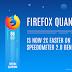 Mozilla Update Firefox Quantum yang katanya Kenceng, Akan kah Pengguna Chrome Migrasi Ke Mozilla ?