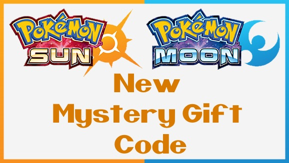 3DS][Tutorial][Poke:Su/Mo] Use Mystery Gift Code: [M2DESCENT] to ...