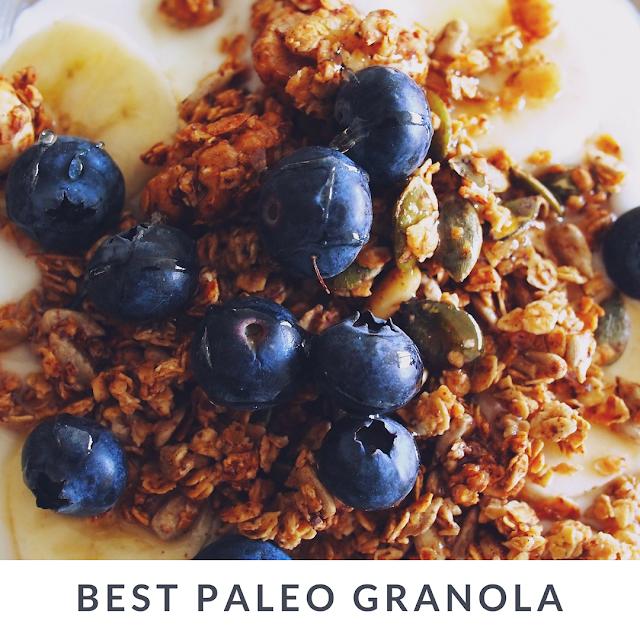 Best Paleo Granola