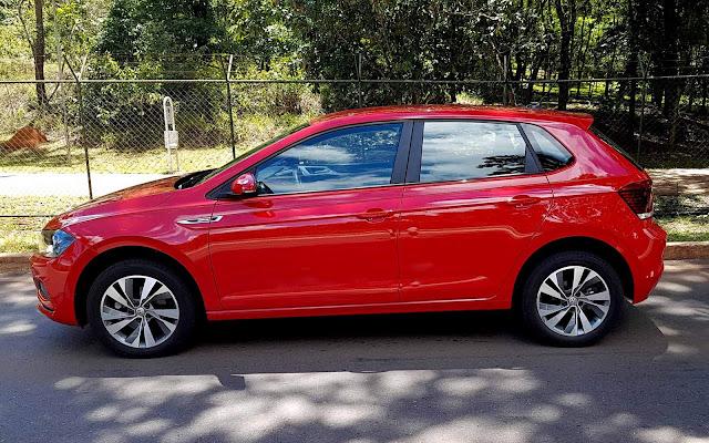 VW Polo 2018 - Preços