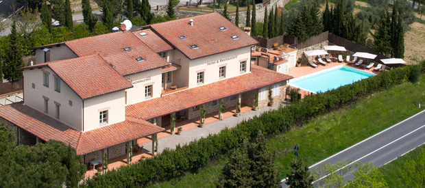 SI Montalcino Hotel & Restaurant em Montalcino