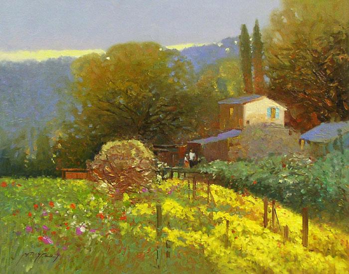 Ming Feng ~ Lindas paisagens