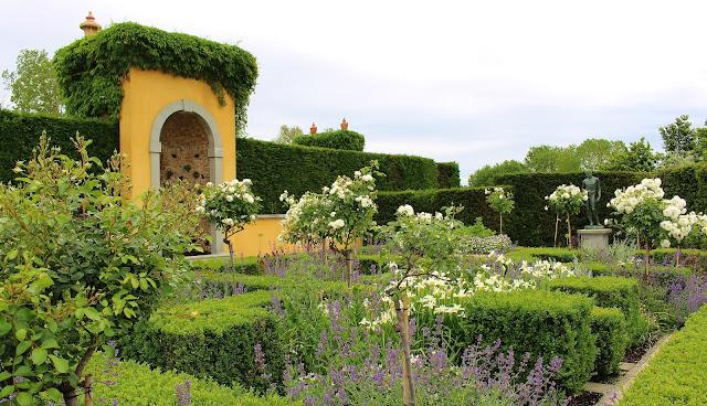 Gärten der Welt Berlin - Italienischer Renaissancegarten