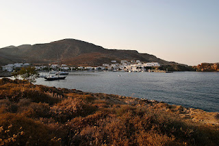 Folegandros Yacht Charters in Greece