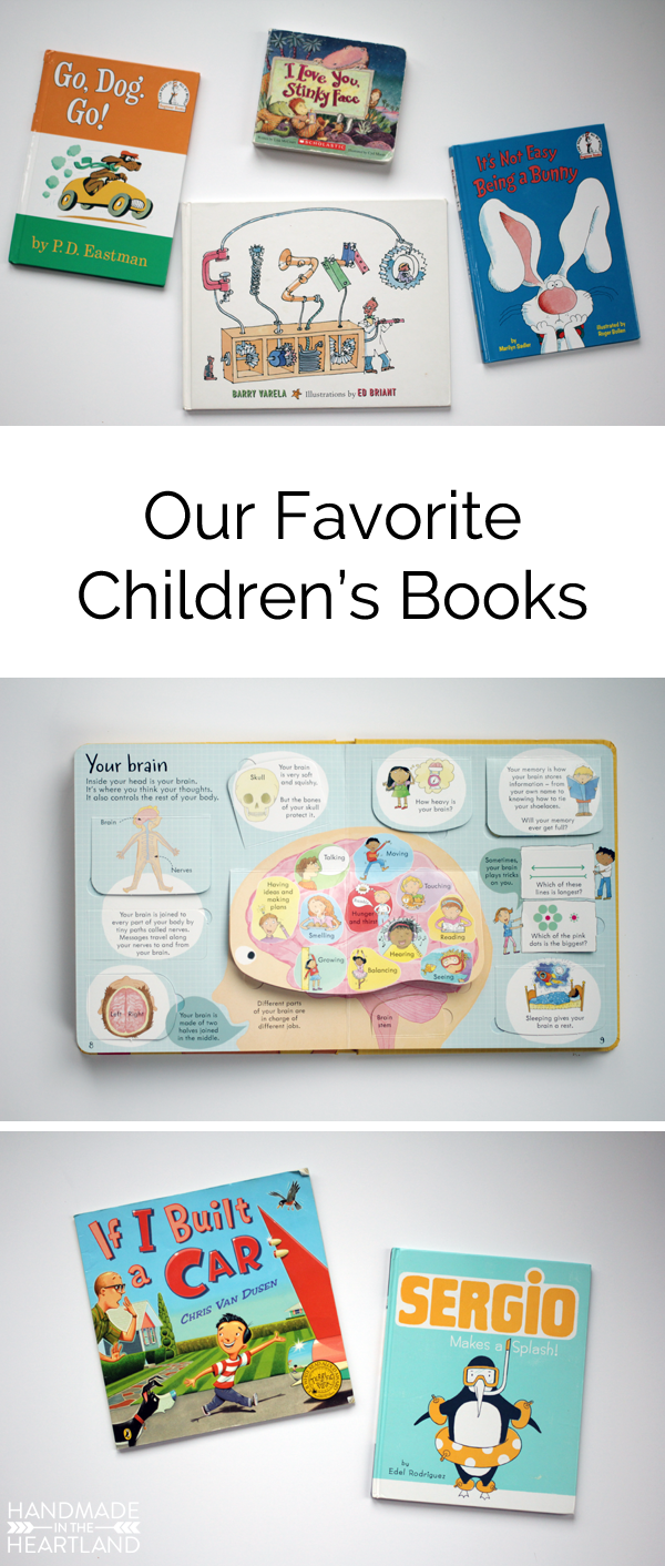 5 Tips for Reading to your Child