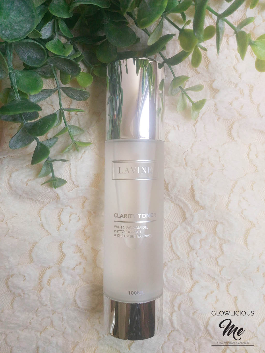 REVIEW LAVINE CLARITY TONER 100ml