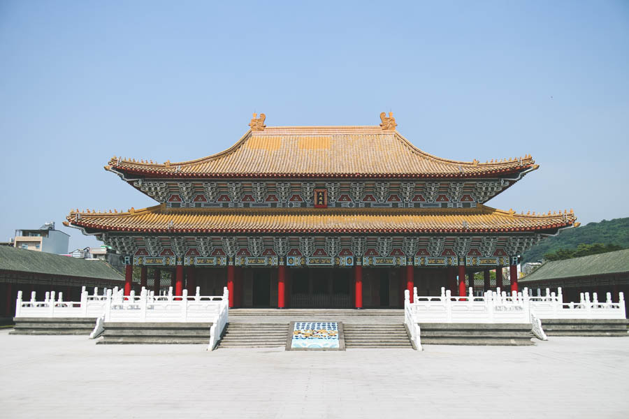 ink + adventure: Kaohsiung // Confucius Temple