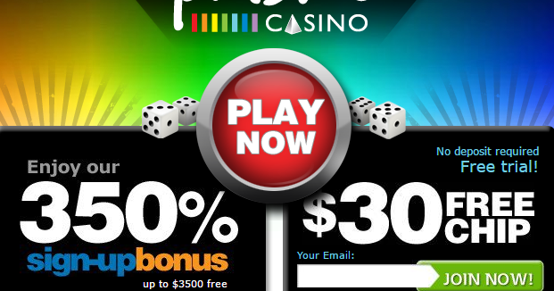 45 10 FS No Deposit Bonus at Prism Casino