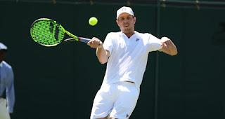 Sam Querrey Wimbledon First round press conference
