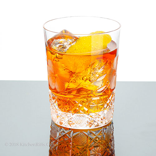 Monte Carlo Cocktail