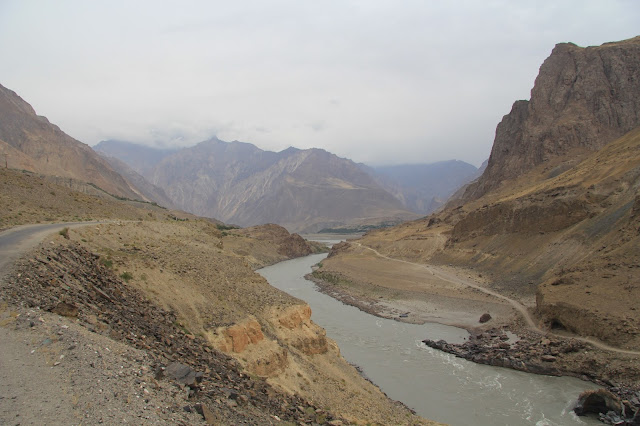 Tadjikistan, Haut-Badakhshan, Pamir, Obikhumbou, © L. Gigout, 2012