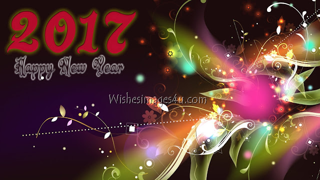 Download Happy New Year 2017 3D Background Wallpapers, Pictures, Images